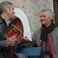 George Clooney, Gerd Conradt und Starbuck