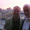 Hans Helmit Prinzler und Lothar Schuster
