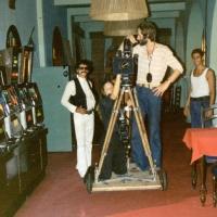 Dreh Jackpot, Cartagena, Kolumbien 1975