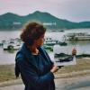 Tamara Wyss in Chongqing, 2002,