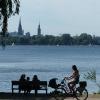 Bilder aus Hamburg Mitte.