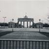 Berlin. Ostseite.  Brandenburger