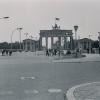 Berlin. Brandenburger Tor. Aber