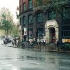 3001 Kino 1991. Eingang zum Schanzenhof.