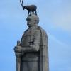 Bismarck und die Ziege.