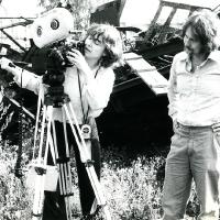 1980 mit Lothar Schuster