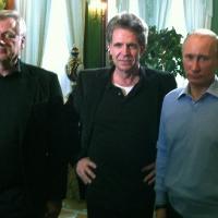 v.l.n.r.: A. Brandt, H. Seipel, Produktionshelfer