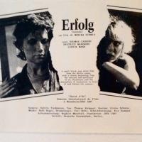 ERFOLG -Filmplakat