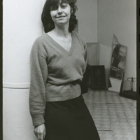 Monika Schmid in den 80ern