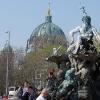 Postlarte: Neptunbrunnen