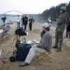 Dreharbeiten NUR EIN SOMMER 2006