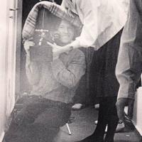 Dreharbeiten Grundkurs 1983 Kamera 1