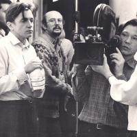 Dreharbeiten Grundkurs 1983 Kamera 4