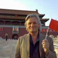 Gerd Conradt in Peking